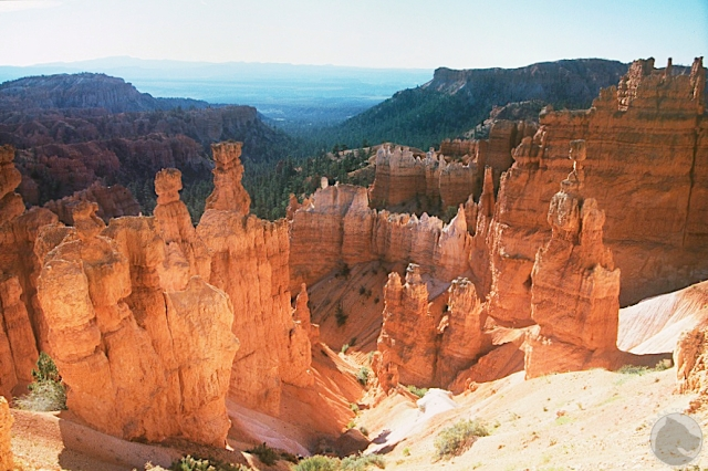 Bryce Canyon National Park, hoodoos