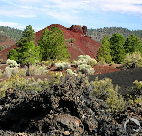 Wupatki and Sunset Crater NM